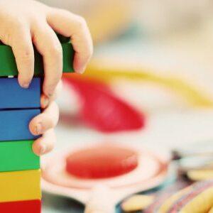 Reinigung von Kindergärten und Schulen