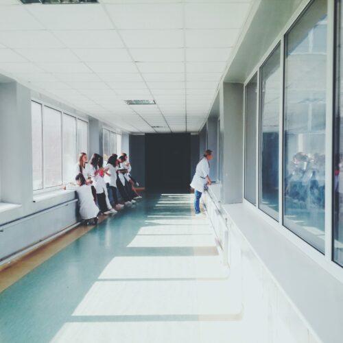 Reinigung von Pflegeeinrichtungen